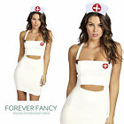 Nurse Naughty Outfit Costume Uniform Fancy Dress Sexy Hen Party New