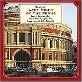 Last Night of the Proms, Various Composers, Good CD