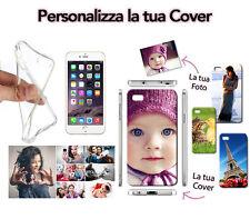 COVER IN GOMMA CON FOTO PERSONALIZZATA PER Lg X Cam