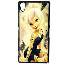 Coque Rigide Disney Fée Clochette Tatoo 1 Sony Xperia Z5