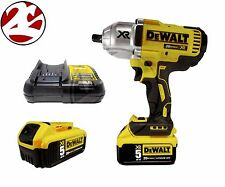 "New DeWALT DCF899P2  20V MAX Cordless Li-Ion 1/2"" Impact Wrench 5.0 Battery Kit"