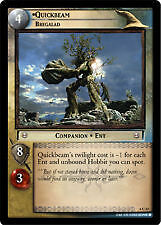 Lord of the Rings CCG Ents of Fangorn 6C33 Quickbeam Bregalad FOIL LOTR TCG
