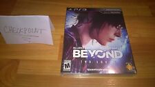 BEYOND: TWO SOULS SPECIAL EDITION STEELBOOK (Playstation 3) NEW SEALED MINT!!