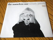"""WENDY JAMES - THE NAMELESS ONE    7"""" VINYL PS"""