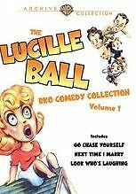 LUCILLE BALL RKO COMEDY COLLECTION 1 (2PC) Region Free DVD - Sealed