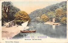 BR81505 dartmouth old mill creek  uk