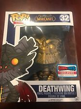Funko Pop Deathwing Gold Simplytoys Exclusive Rare htf