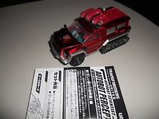 Takara Transformers United Henkei Perceptor, shiny version, complete UN-15 RTS