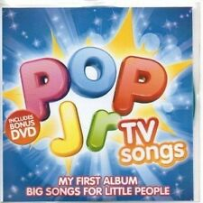 (AK301) Pop Jr, TV Songs - 26 tracks - DJ CD