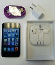 Apple iPod touch 4th Generation Black (32GB) W/ MD827LL/A