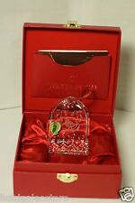 Waterford 12 days of Christmas - Lismore Crystal Ornament - Partridge - 40005707