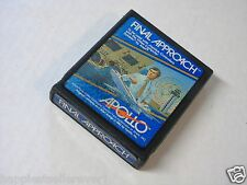 Atari 2600 Game Final Approach Atari 2600 Video Game System Console