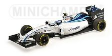 F1 WILLIAMS Mercedes FW37 GP Abu Dhabi 2015 Bottas Rexona NEW Minichamps 1:18