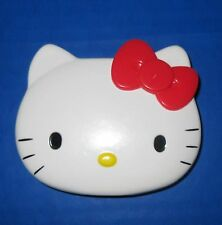 HELLO KITTY Red Bow 1990's Vintage Compact MIRROR