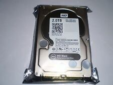 Western Digital WD2003FZEX 2TB 7200RPM SATA 3 BLACK HARD DRIVE