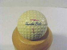 1962 KROYDON THUNDER BOLT Tommy Bolt Signature GOLF BALL