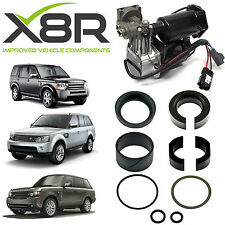 LAND ROVER RANGE ROVER SPORT AIR COMPRESSOR REPLACEMENT PISTON SEALS REPAIR KIT