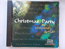 CHRISTMAS PARTY BY MICHAEL GOLD HDCD 24K GOLD FIM CD 008
