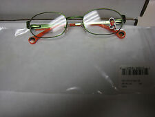 NICKELODEON NIC DIEGO 0013 GREEN 45-18-120  Eyeglass Frames New