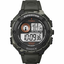 "Timex T49981, Men's ""Expedition Vibration Alarm"" Watch, Shock Resistant,T499819J"