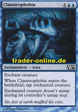 4x claustrophobia (claustrofobia) Magic 2014 m14 Magic