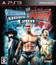 (Used) PS3 WWE Smackdown vs Raw 2011  [Import Japan]((Free Shipping))
