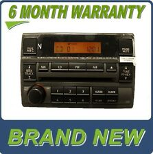 NEW 05 06 NISSAN Altima AM FM Radio Stereo CD Player Gray Grey Factory OEM