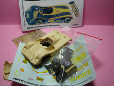 PORSCHE  966  SUNOCO  LIME  ROCK  1993   KIT  STARTER   NO  SPARK