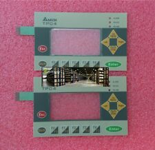 Tracking ID NEW FOR Delta TP04G-AS1 TP04GAS1 Membrane Keypad ##3536r56y