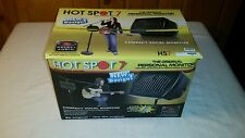 galaxy hot spot 7 hs7 personal monitor speaker new in box