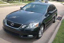 Lexus: GS 4dr Hybrid S