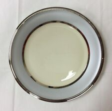 "LENOX ""BLUE FROST"" BREAD/BUTTER PLATE 6 3/8"" IVORY BONE CHINA NEW MADE IN U.S.A."