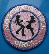 NORTHERN SOUL PATCH - SOUL GIRL DANCERS - NORTHERN SOUL GIRLS