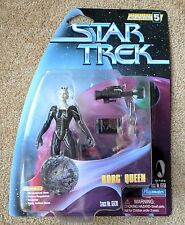 STAR TREK WARP FACTOR SERIES 5 BORG QUEEN ACTION FIGURE UNOPENED MINT 65130