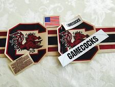 "South Carolina Gamecocks-F/S-XL-Helmet Decals 20mil 3M  ( 3 1/2"" x4"" )"