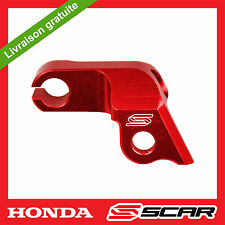GUIDE CABLE D'EMBRAYAGE HONDA CR-F CRF 250 CRF250R 2011 2012 2013 ROUGE SCAR
