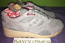 "SAUCONY SHADOW 6000 ""GREY SWEATER PACK"" (S70167-2) US 9.5 DS 2015"