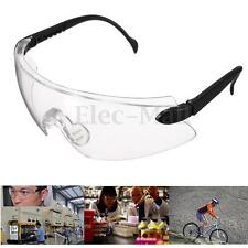 UV Protective Safety Goggle Glasses Lab Eye Impact Curing Clear Anti-fog Lens