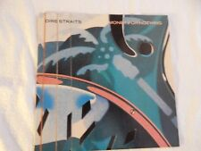"""Dire Straits """"Money For Nothing"""" PICTURE SLEEVE! MINT! NICEST COPY ON eBAY!"""
