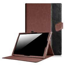 Fintie Microsoft Surface Pro 4 Case - Premium PU Leather Folio Stand Cover fo...