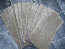 12x Escalera almohadillas, De Lujo Interior Luz Color Marrón * liquidación * # 1344 y 1346