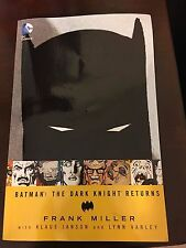 Batman: The Dark Knight Returns by Frank Miller