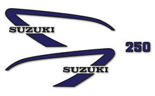 Suzuki 1975 TS250M - decal set