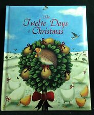 The Twelve Days Of Christmas Book Illustrated By Caroline Pedler