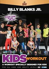 DANCE IT OUT: KIDS WORKOUT - DVD - Region Free