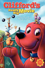 Cliffords Really Big Movie (DVD, 2007) - Disc Only - Movie - Free Ship
