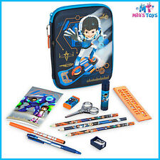Disney Miles from Tomorrowland Zip-Up Stationery Kit pencils scissors ruler