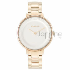 Skagen Authentic Watch SKW2330 Gold 36mm Ditte Stainless Steel Women's