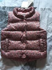 Next baby girl floral gilet 3-6 months new