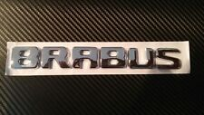 Brabus Badge Emblem to fit Mercedes Benz AMG C CL CLK SLK S SL E Class